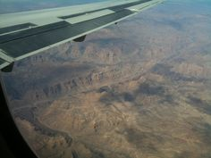 Grand Canyon Airplane View, Grand Canyon, Spaces, Grand Canyon National Park