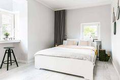 homify / IDeALS | interior design and living store: Quartos minimalistas por IDeALS | interior design and living store