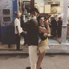 Welcome to havana #havana #cuba #karibik #fun #zigarret #il medio #hemingwayBar #nextstop #varadero #nightlife #bar #moijto by caariina_