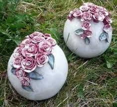 Bildergebnis für rosenkugel keramik