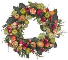 della robbia fruit wreath - Bing images