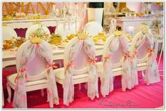 Encontrando Ideias: Festa Princesas!!