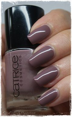 One of my favorites! #Catrice #Grey's Kelly, #Mauve