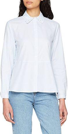 Edles Hemd  Bekleidung, Damen, Tops, T-Shirts & Blusen, Blusen & Tuniken Tommy Hilfiger Damen, Shirt Bluse, Lady, Long Sleeve, Tops, Sleeves, Fashion, Clothing, Summer