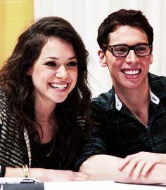Tatiana and Jordan