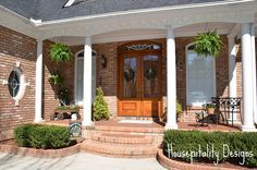 Southern Style porch