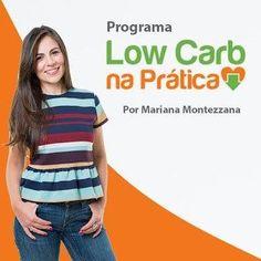 Aprenda Low-Carb de forma pratica e rápida