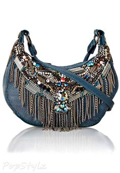 Mary Frances Arts Desire Evening Bag - Loads of Beautiful Beaded Detailing