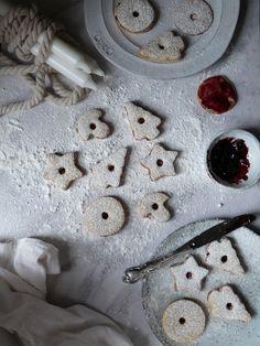 Linecké bezlepkové pečivo About Me Blog, Gluten Free, Cookies, Chocolate, Winter, Sweet, Basket, Glutenfree, Crack Crackers