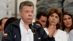 """Colombia aumentará controles fronterizos para frenar la """"entrada ilegal de venezolanos -  Colombia aumentará los controles migratorios y de seguridad en la frontera con Venezuelaante la oleada de migrantes que han llegado en los últimos mesesa su país, dijo este jueves el presidente Juan Manuel Santos. Las nuevas medidas incluyen el envío de 2.120 nuevos miembros de la fuerza públi... - https://notiespartano.com/2018/02/08/colombia-aumentara-controles-fronterizos-fr"""