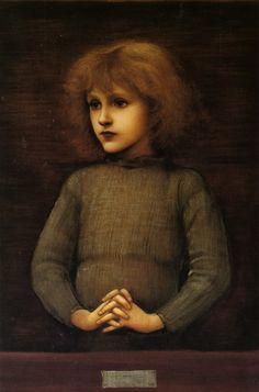 Edward Burne-Jones, portrait of Philip Comyns Carr 1882
