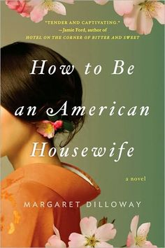 Book club book for January. After WWII, Japanese woman moves to California with her military husband. Unfortunately, it's a difficult situation considering the times. Based on a fictional handbook on how to be an American housewife for Japanese women.