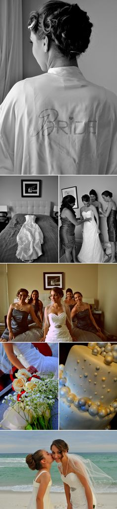 Photography by Sia Cooper    The Pink Bride www.thepinkbride.com