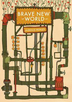 Aldous Huxley, Brave New World