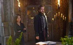 sleepy hollow on fox | Sleepy Hollow' first look: Jenny's alive, Ichabod and Abbie reunite ...