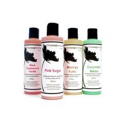 Pink Sugar Liquid Soap 8 oz