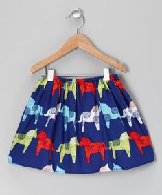 Royal Horse Skirt by Dapple Gray Designs