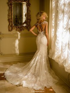 Eve of Milady by Eve Muscio Wedding Dress Collection