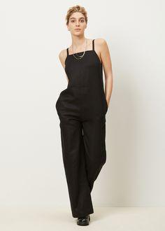 Nomia Strap Jumpsuit (Black)