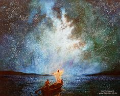 Promise-2013-oil on canvas by Yongsung Kim