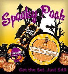 New Spooky Posh set!