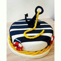 Nautical cake  #TortasTemáticas #TortasPalmira @dulcycandy tus fiestas personalizadas