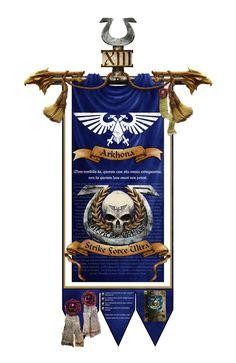 banner eternal_crusade imperium space_marines tanathiel ultramarines