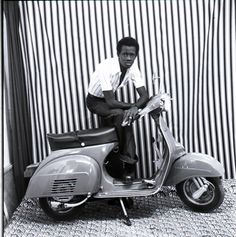 Malick Sidibé - Black & White Photographer