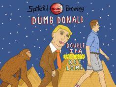 Dumb Donald Beer