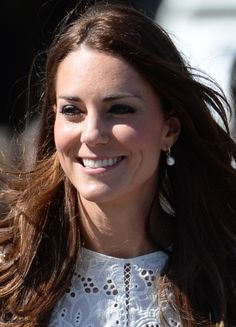 Duchess Kate at the Royal Easter Show today