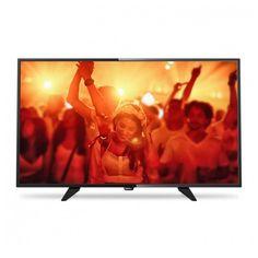 """TV LED PHILIPS 40PFH4101 - 40"""" / 102CM - FHD - 1920 X 1080 - 4:3/16:9 - 200CD/M2 - SONIDO 16W RMS - 2XHDMI - 1XUSB       OFERTA SOLO VALIDA JUEVES-10 Y VIERNES-11 de Noviembre                              o HASTA AGOTAR EXISTENCIAS"""