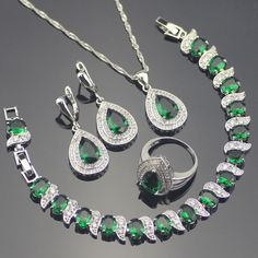 cool SexeMara JS0006 925 Silver jewelry set