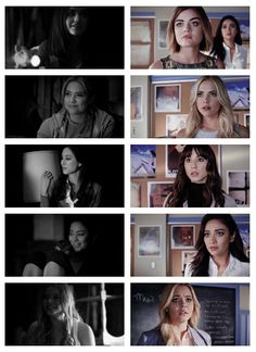 #PrettyLittleLiars then vs now