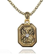 Vintage Pendant Necklace Alloy Chain Irregular Geometric Charm Necklace Ethnic Jewelry for Men Men Necklace, Pendant Necklace, Gold Chains For Men, Angel Wing Earrings, Necklace Online, Ethnic Jewelry, Gifts For Friends, Watches For Men, Men Watch