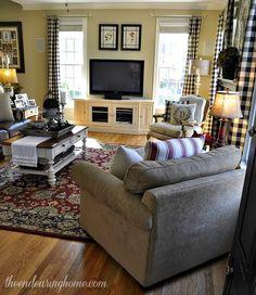 The Olde Barn Living Room Furniture Decor Home