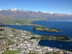 Queenstown in Otago