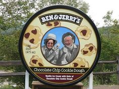 Ben and Jerry's in Waterbury, VT