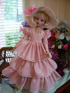 Pattern for Victorian Dress 16'  Ellowyne Wilde by sewsallday, $9.90