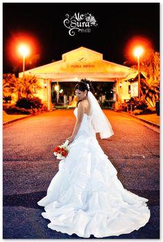 fotografía tradicional de bodas