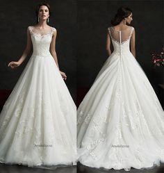 Vestido princesa para noivas