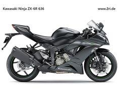 Kawasaki Ninja ZX-6R 636 (2016)
