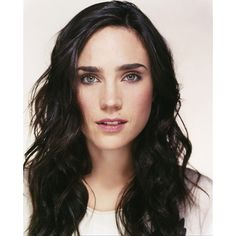Jennifer Connelly ❤ liked on Polyvore featuring people, pictures and women
