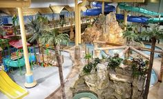 Groupon - One-Night Stay with Pizza, Arcade Credits, and Waterpark Access at Edgewater Resort and Waterpark in Duluth, MN. Groupon deal price: $89.00
