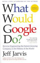 Good read from Jeff Jarvis...apart from the PR bashing...