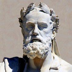 Senofane di Colofone, nato nella prima metà del VI sec. a.e.v.