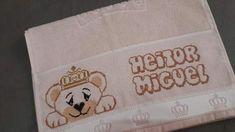 Crowns, Bears, Needlepoint