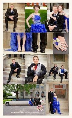 Custom Prom Pictures