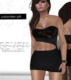 Free SL Subscriber Gift Second Life Freebies, Gifts, Midnight mania, lucky letters. No need to join the Updates Group. This does not take up a group slot.