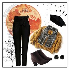 """""""Take me back to fall"""" by garz on Polyvore featuring RoomMates Decor, Fitz & Floyd, Avon, IRO, Polo Ralph Lauren and Old Navy"""