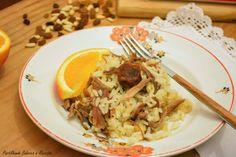 Arroz de Pato com Frutos Secos * Duck Rice with Dried Fruit